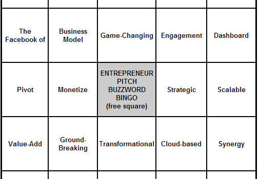 Pitch BS-Bingo Game